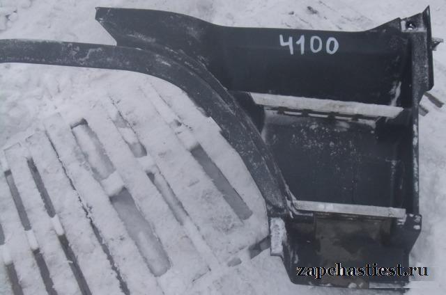 корпус подножки правый вольво грузовой